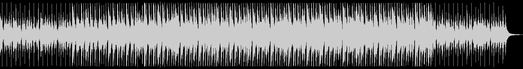 ハッピーなウクレレBGM2の未再生の波形
