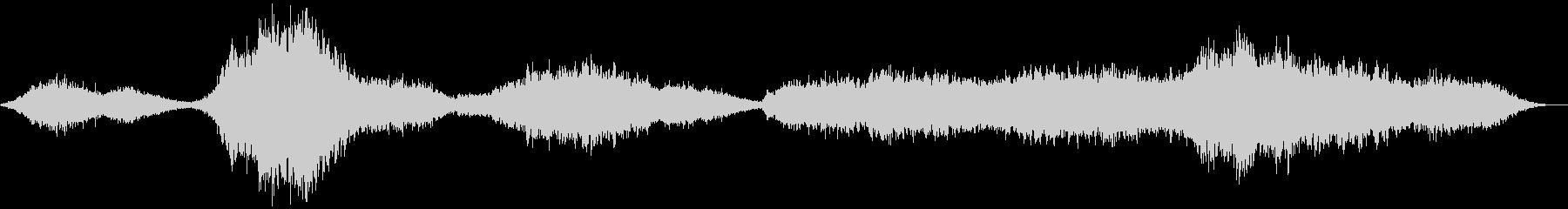 【ホラー】 【映画】 神からの追放_02の未再生の波形