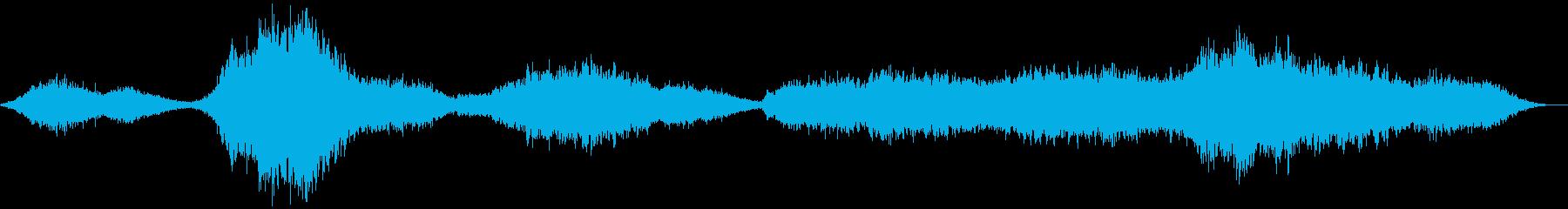 【ホラー】 【映画】 神からの追放_02の再生済みの波形