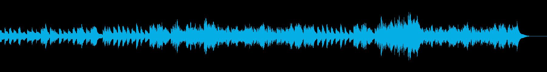 主よ人の望みの〜マイナーver.セレスタの再生済みの波形