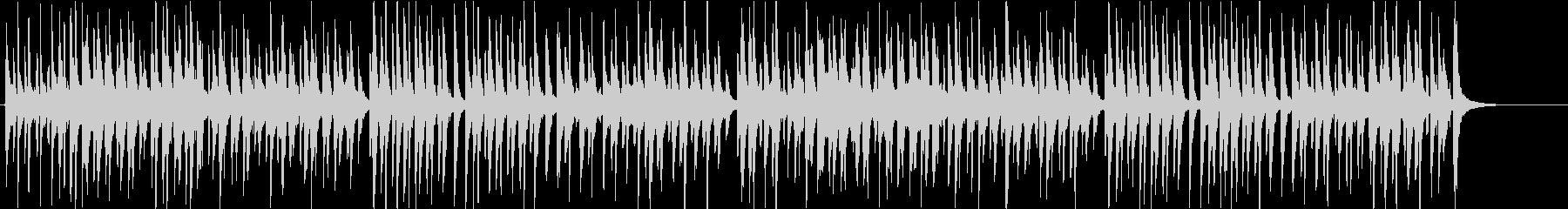 三線をメインとした楽しい沖縄音楽の未再生の波形