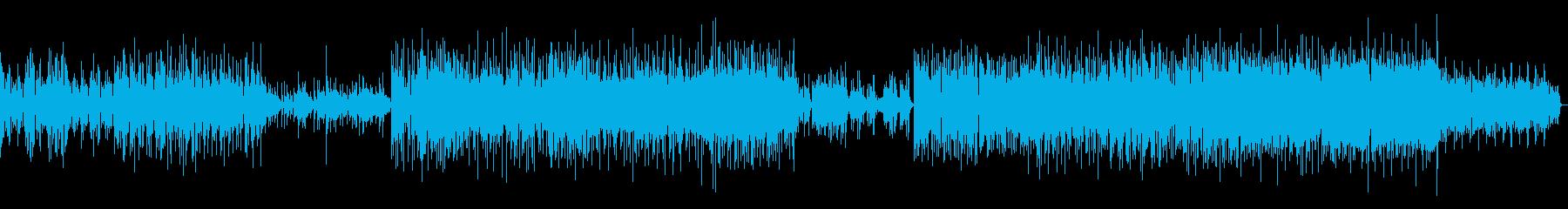 電気研究所テクノロジー-ハイテクテ...の再生済みの波形