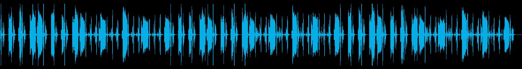 YouTube エレピ・ほのほの・日常の再生済みの波形