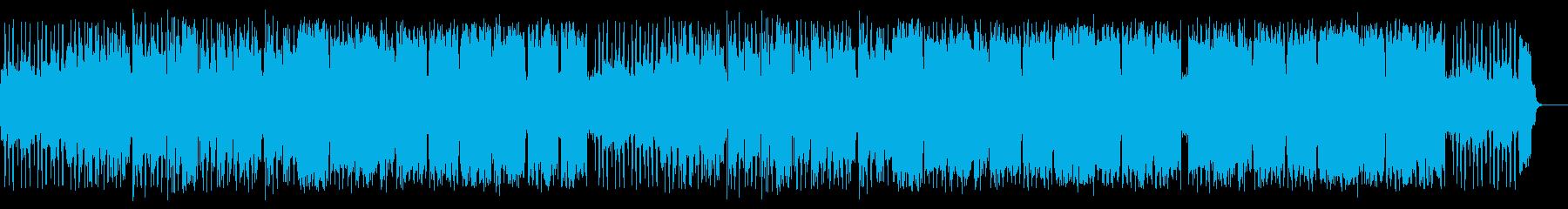 レトロな哀愁をアコーディオンでタンゴ演奏の再生済みの波形