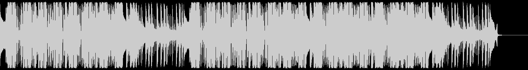カラフルでモダンなアーバンエレクトロの未再生の波形