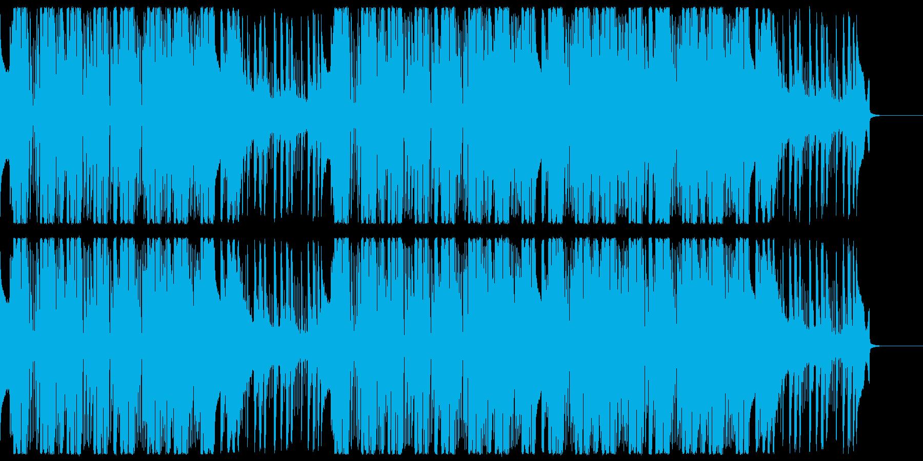 カラフルアーバンエレクトロ CM企業VPの再生済みの波形