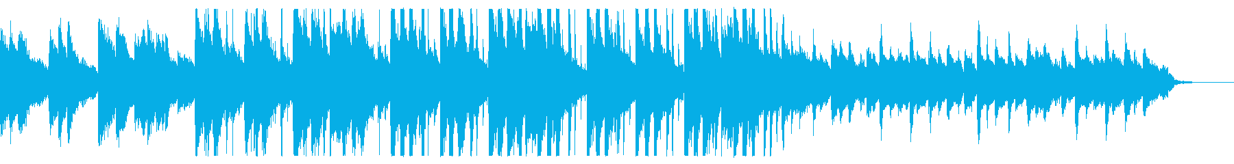 Neosoul CAFE BARの再生済みの波形