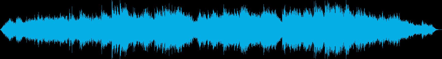 Ambientの再生済みの波形