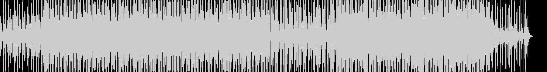 情熱的ラテン/スパニッシュ系Dance曲の未再生の波形