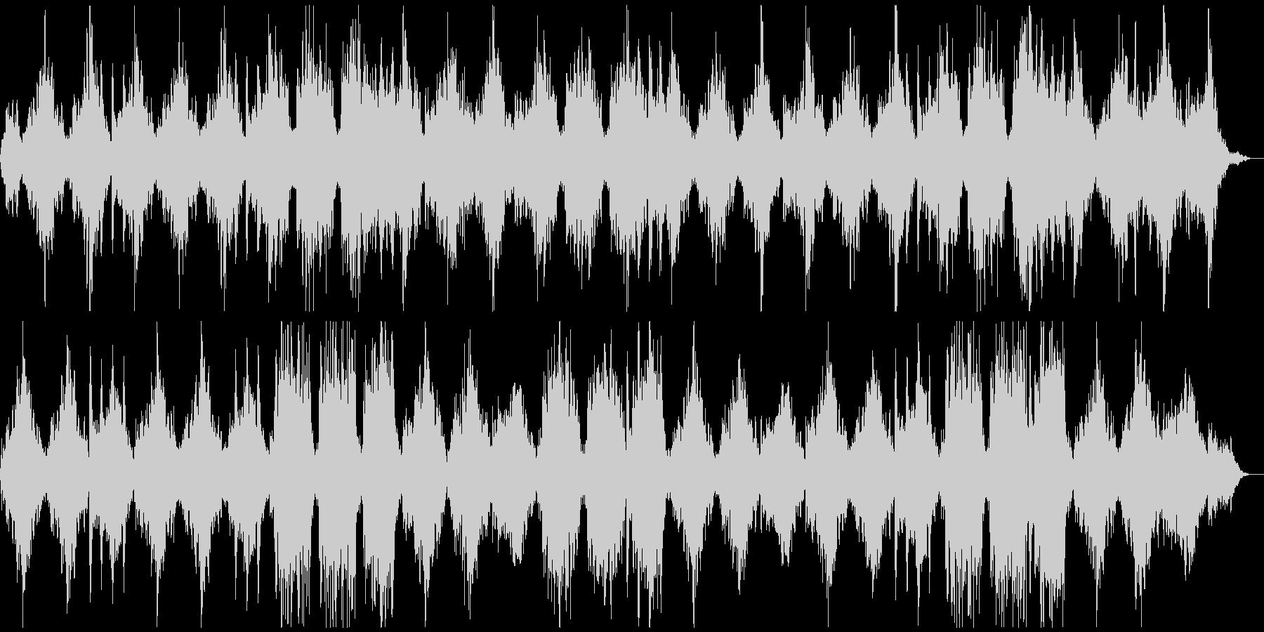 瞑想やヨガ、睡眠誘導のための音楽 05の未再生の波形