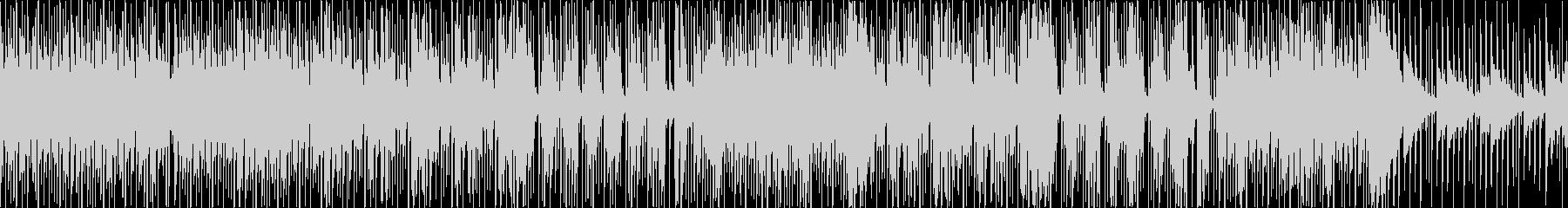 【ループ】ディスコでキラキラしたBGMの未再生の波形