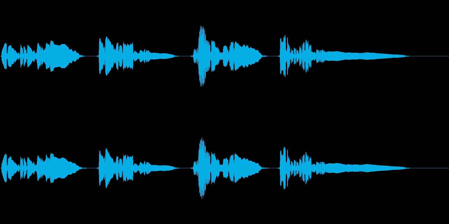 saxの官能メロディーの曲です。の再生済みの波形