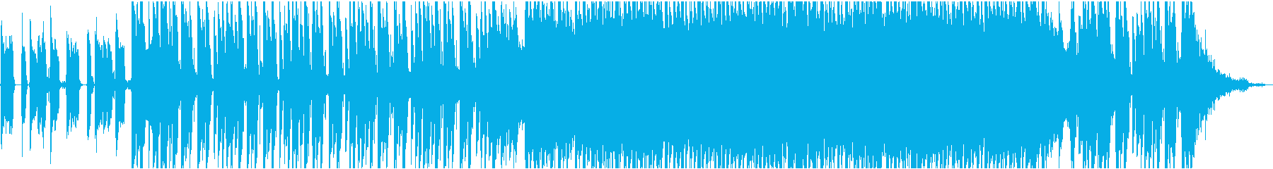 ファンク スタイリッシュ さわやか...の再生済みの波形