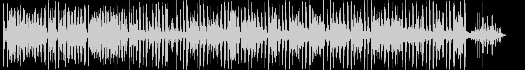 サンフェルミンとヤシの木の未再生の波形