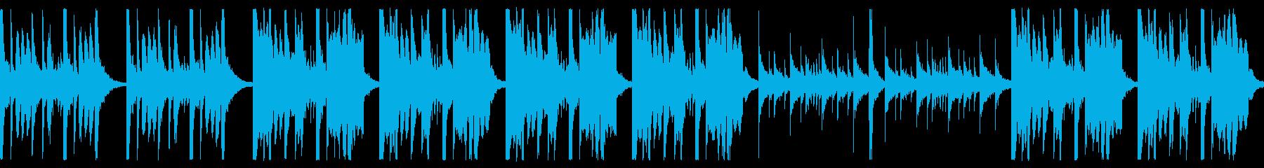 大きいゆるキャラの行進曲 ループ仕様の再生済みの波形