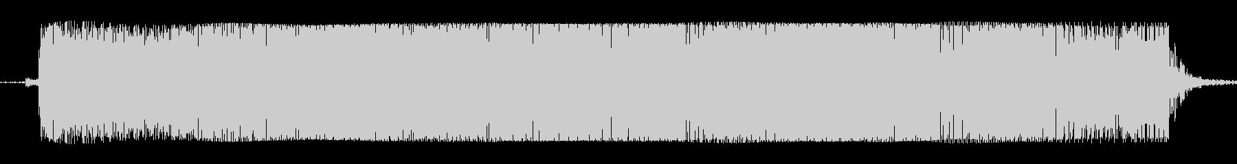 ギターメタルパワーコードqの未再生の波形