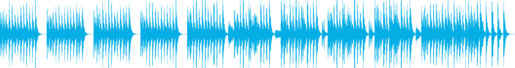 For funny and comedy's reproduced waveform