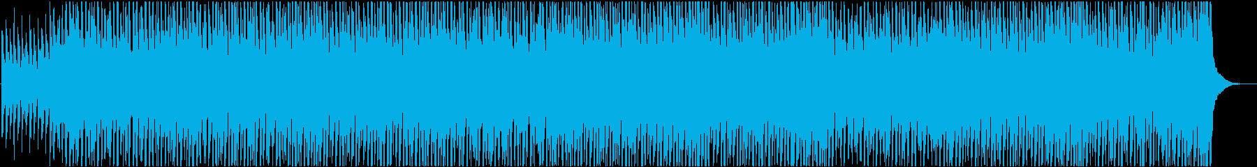 News5 24bit44kHzVerの再生済みの波形