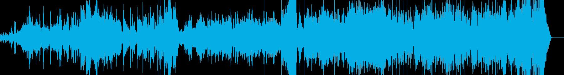 オーケストラ 序章 旅立ちの再生済みの波形