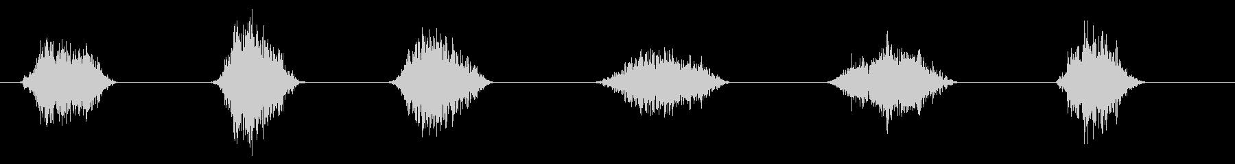 PC マウス ムーブ03-01(木)の未再生の波形
