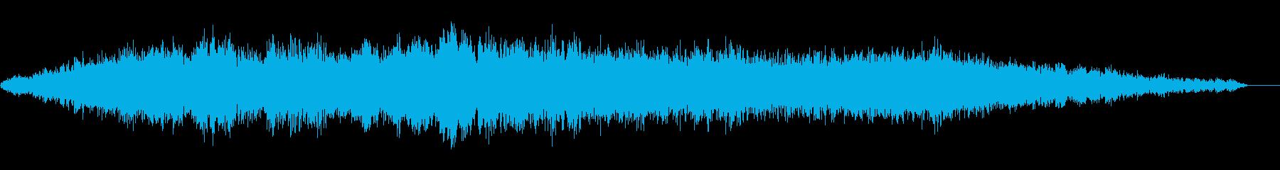 【ダークアンビエント】サキュバスの神殿の再生済みの波形