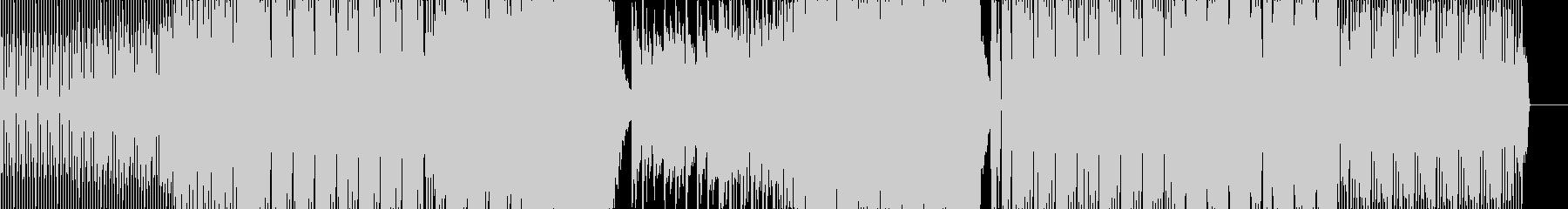 電子。 Edm。の未再生の波形