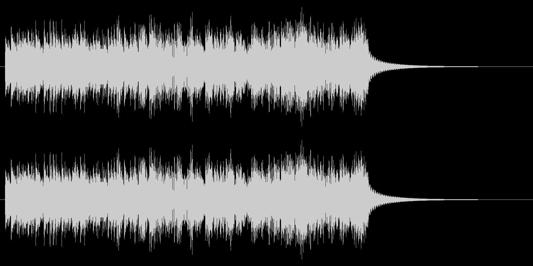 時計 アラーム04-02(弱)の未再生の波形