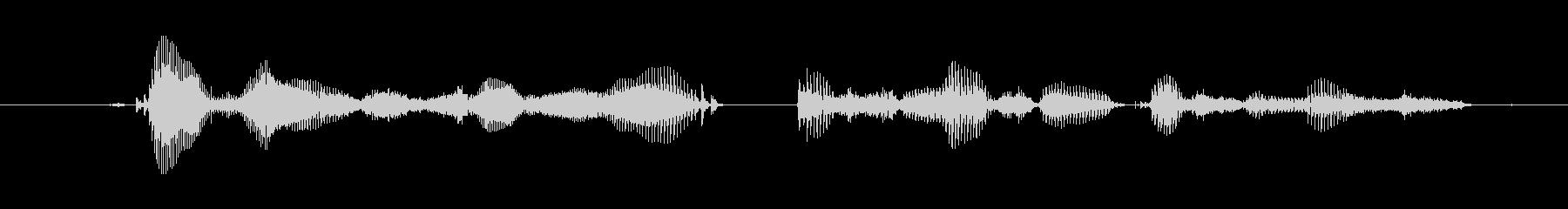 【時報・時間】午前7時を、お知らせいた…の未再生の波形