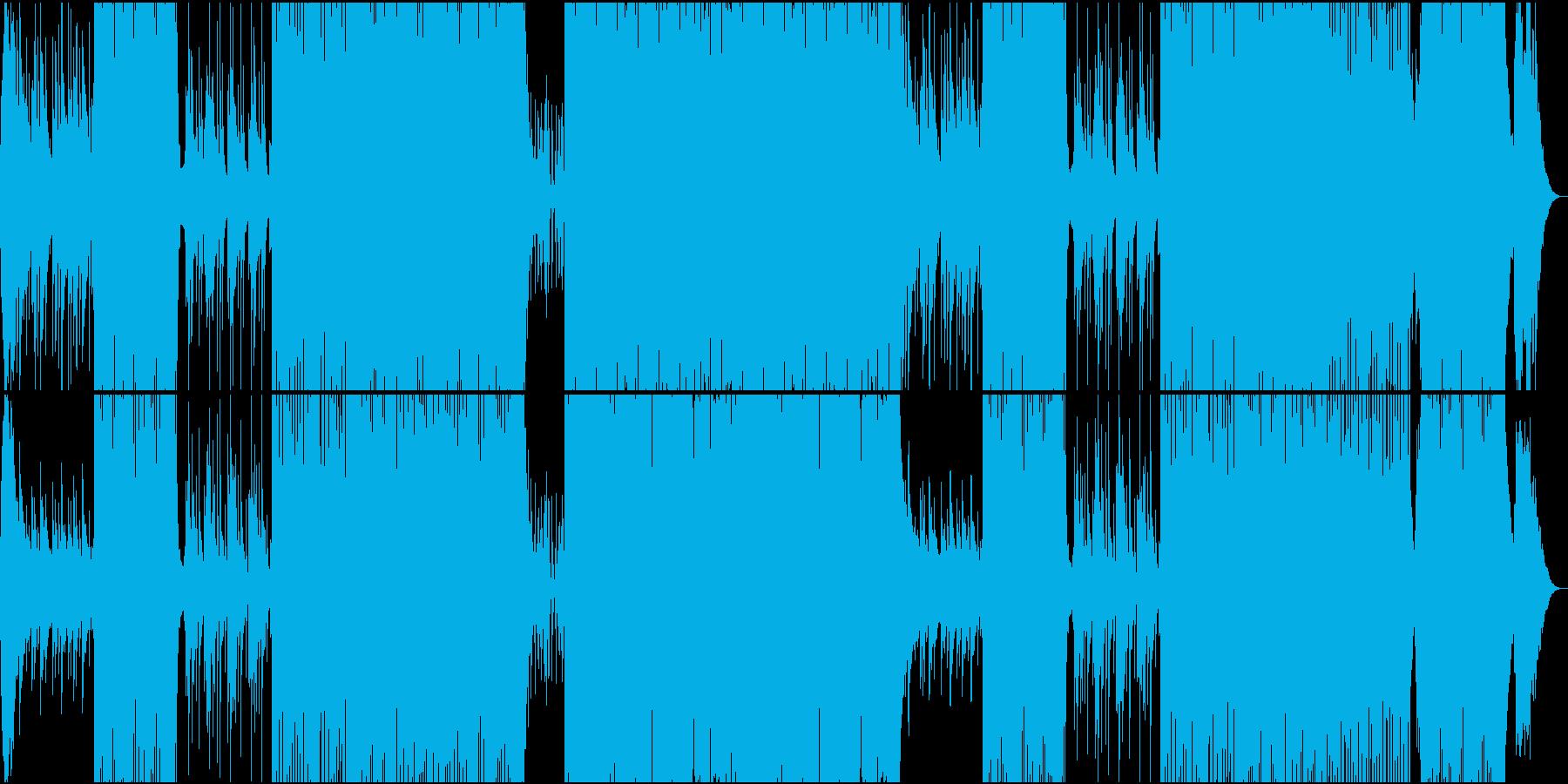 琴で奏でる切ないFuture Popの再生済みの波形