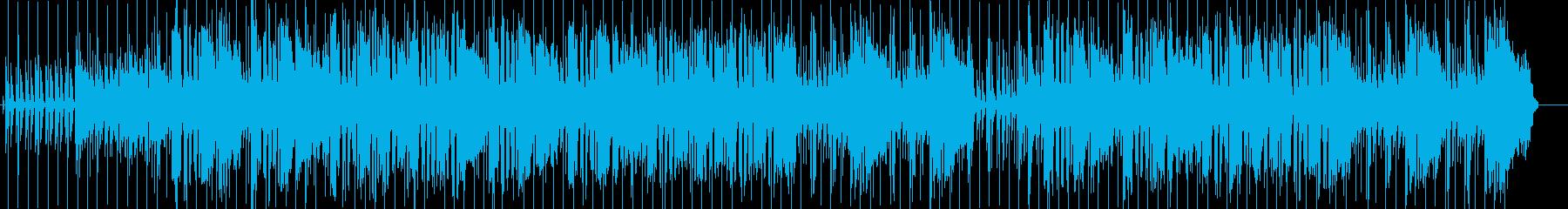 朗らかなホーン入りロックステディ レゲエの再生済みの波形