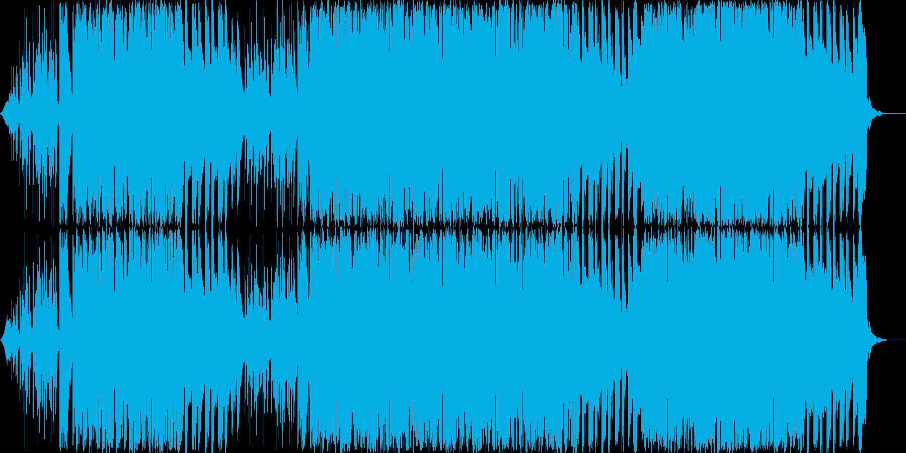 エレクトロニック 技術的な 説明的...の再生済みの波形