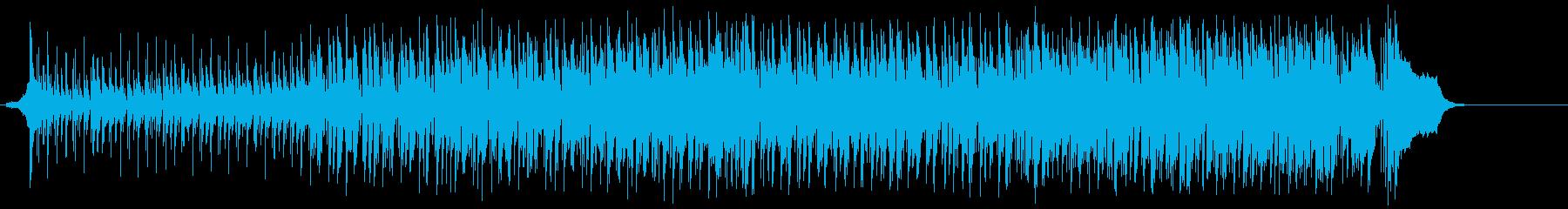 夜のクラブ系マイナー・ハウス/テクノの再生済みの波形