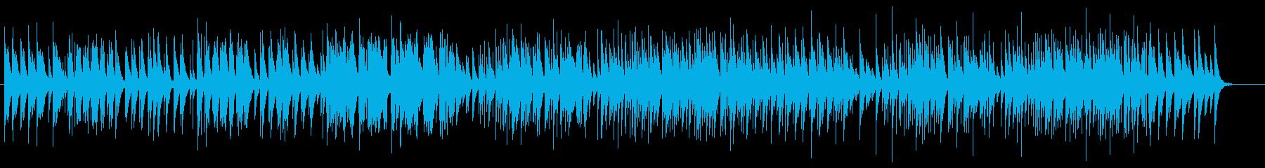 ホスピタリティなやさしいオルゴール80の再生済みの波形