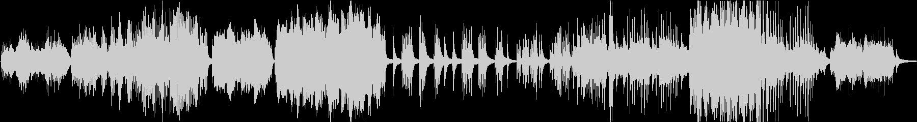 ピアノソロ。ピアノバー、キッチュな...の未再生の波形
