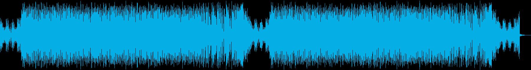 可愛い・ポップ・エレクトロ・VTuberの再生済みの波形