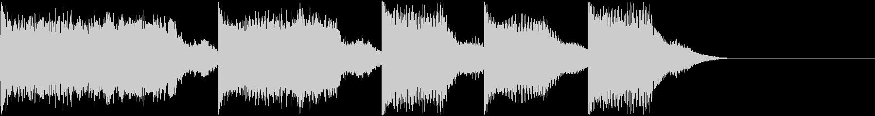 AI メカ/ロボ/マシン動作音 10の未再生の波形