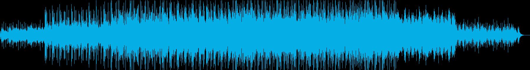物悲しげで居ながら優しい音色のLo-Fiの再生済みの波形