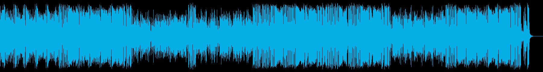豪華で楽しい王道ビックバンドジャズの再生済みの波形