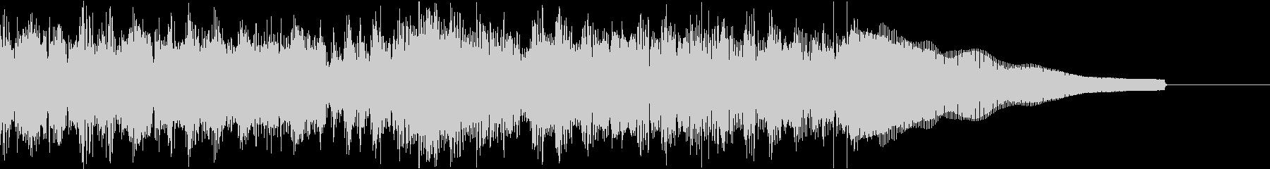 カントリー風ギターイントロ−07Gの未再生の波形