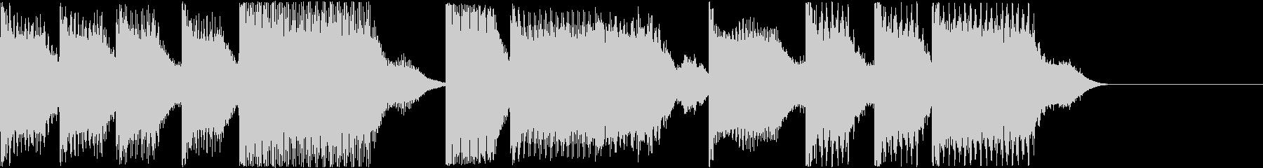AI メカ/ロボ/マシン動作音 17の未再生の波形