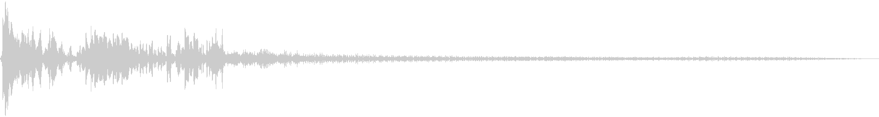 【SF】ワープ_01の未再生の波形