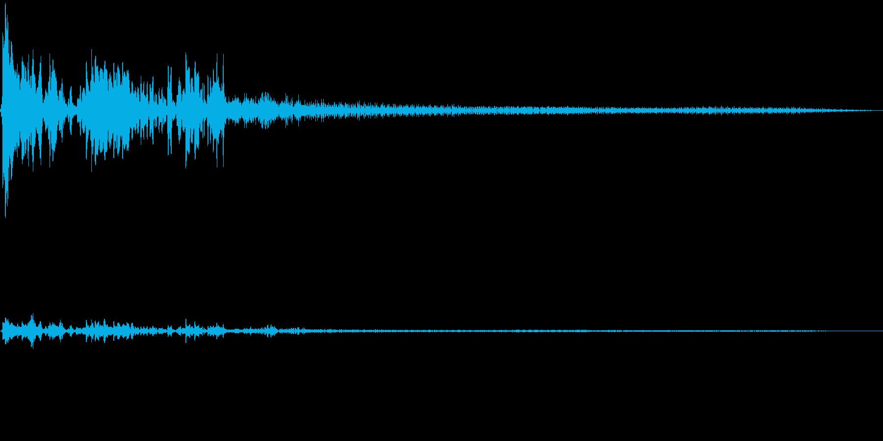 【SF】ワープ_01の再生済みの波形