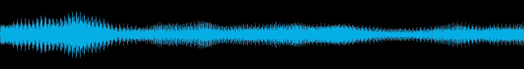 スティンガーレーザーSci Fiの再生済みの波形