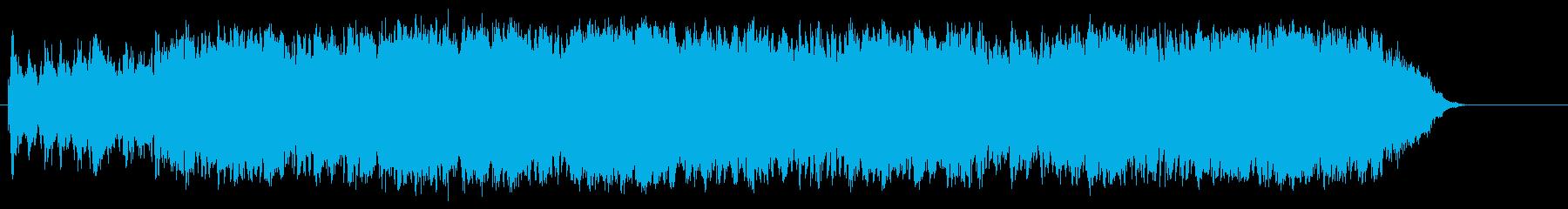 重厚なマイナードキュメント/オーケストラの再生済みの波形