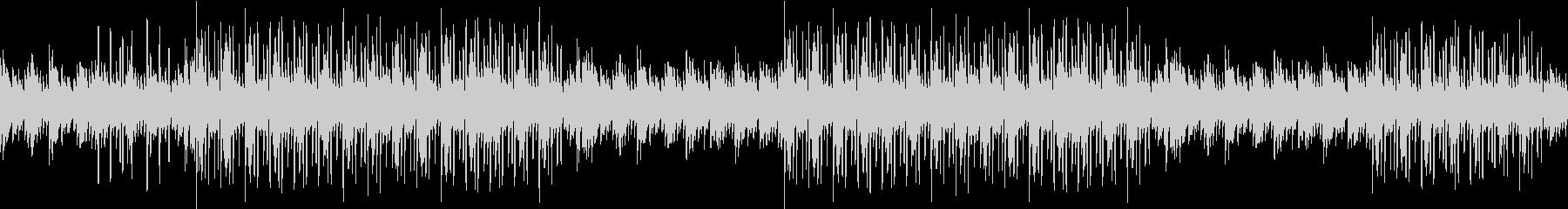 ピアノ・別れ・感動・切ない・エモ・ループの未再生の波形