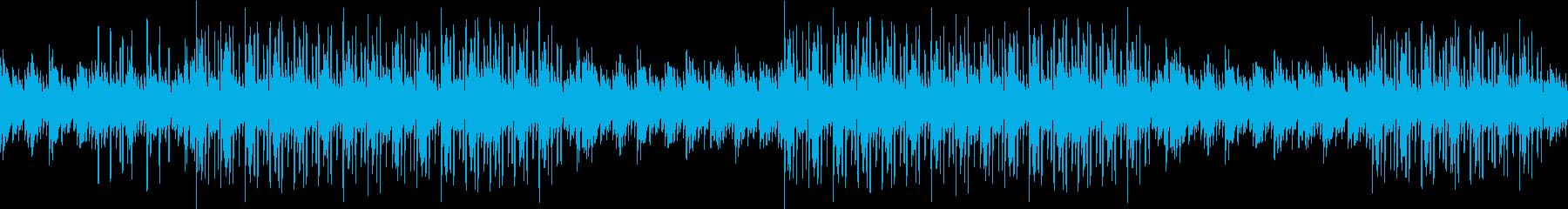 ピアノ・別れ・感動・切ない・エモ・ループの再生済みの波形