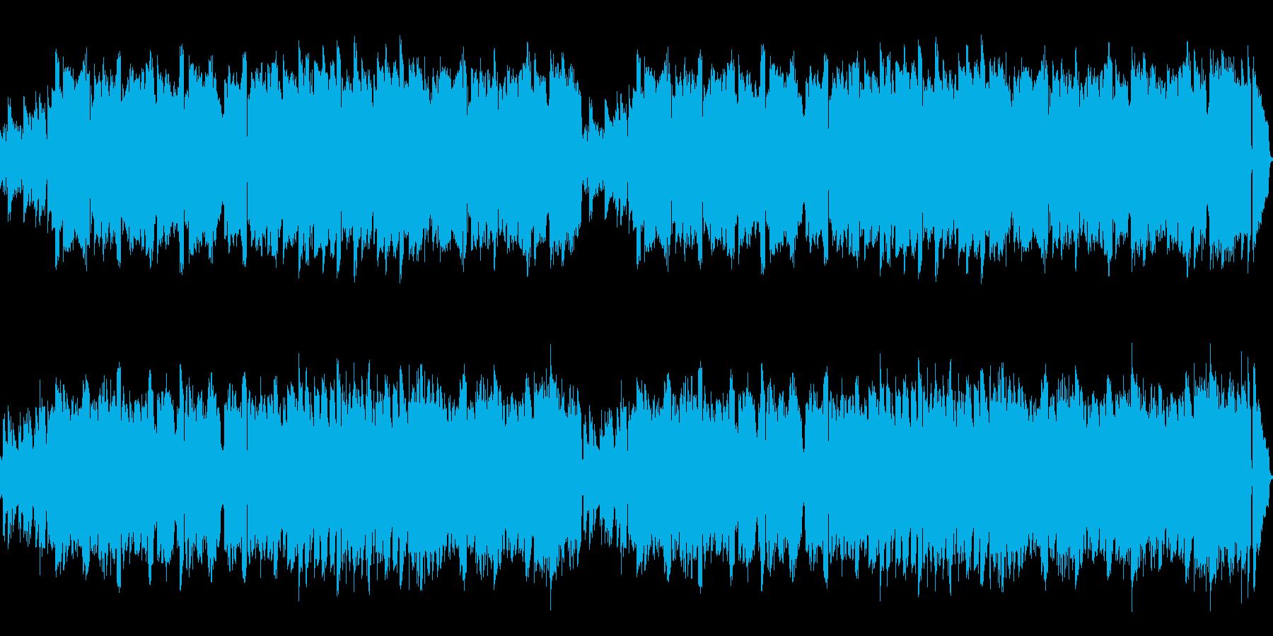 ジャズ風でメロディアスなピアノラブソングの再生済みの波形