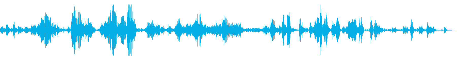 ロボットステルスムーブメントロング...の再生済みの波形