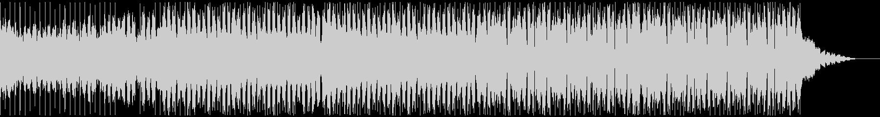 かっこいいEDMの未再生の波形