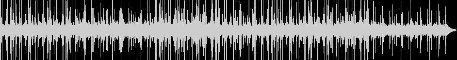 和風なアートミュージアムのBGMの未再生の波形